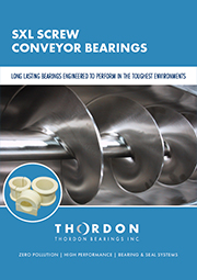 SXL Screw Conveyor Bearings