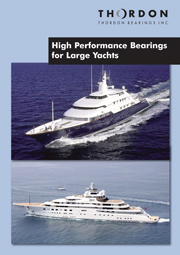 High Performance Bearings for Yachts