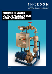 Water Quality Package for Hydro-Turbines
