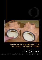 Thordon Bearings in Mining Applications Brochure
