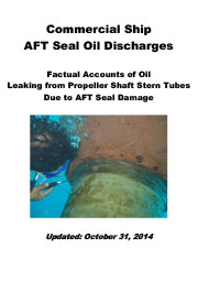 Factual News Reports of Oil Leaking from Shaft Seals