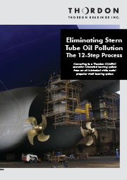 Eliminating Stern Tube Oil Pollutions The 12-Step Process