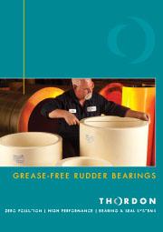 Thordon Rudder Brochure
