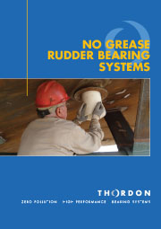 No Grease Rudder Bearing Systems