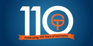 Thomson-Gordon Group 110 Years of Innovation Logo