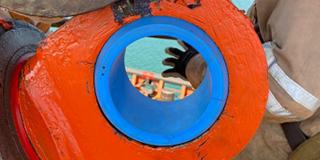 ThorPlas-Blue installed on Petion