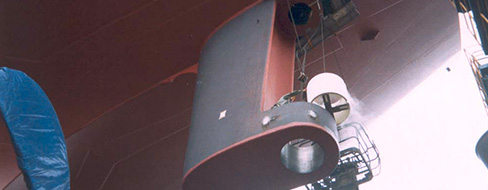 Rudder Bearing
